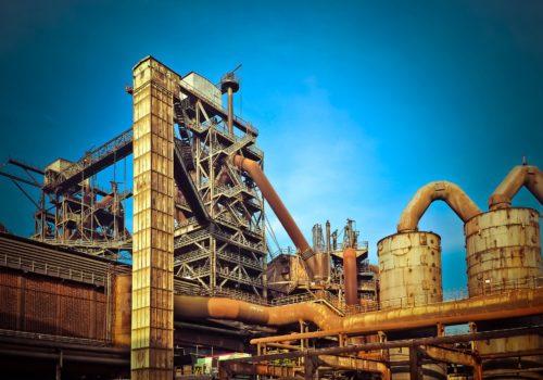 Valutazioni sismiche semplificate complesso industriale