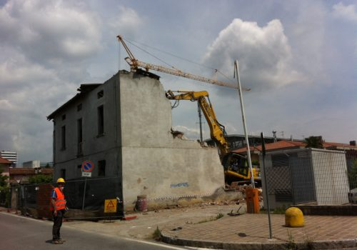 Demolizione e ricostruzione appartamenti