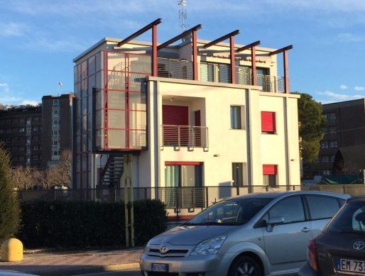Progettazione e adeguamento sismico palazzina